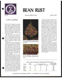 Bean Rust, Document E893 by Andersen, Axel L.
