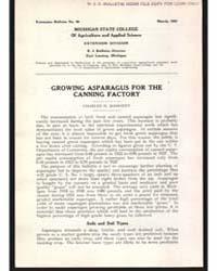 Michigan State College, Document E90 by Baldwin, R. J.
