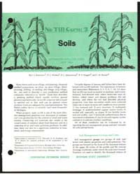 No Till Corn : 3 Soils, Document E906Pri... by L. S. Robertson