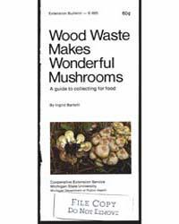 Wood Waste Makes Wonderful Mushrooms a G... by Ingrid Bartelli
