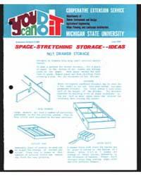 Space-stretching Storage, Ideas, Documen... by Michigan State University