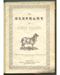 The Elephant and Other Beats, Document E... by Michigan State University