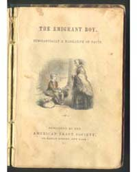 The Emigrant Boy, Document Emigrantboy by Michigan State University