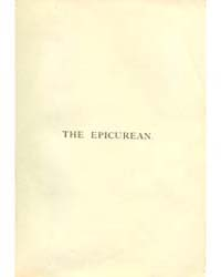 The Epicurean a Complete Treatise of Ana... by Charles Ranhofer