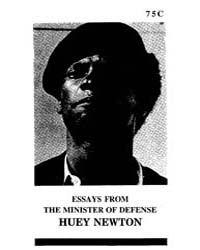 Essays from the Minister of Defense, Doc... by Huey Newton