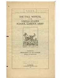 The Fall Manual of the United States Sch... by Michigan State University