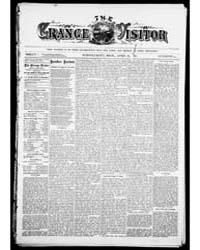 The Grange Visitor, Volume 9, Document G... by J. T. Cobb