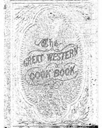 The Great Western Cook Book, Document Gr... by Collins, A. M.