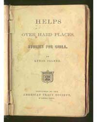 Helps Over Hard Places, Document Hlpg by Lynde Palmer