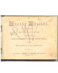 Infant Praises, Document Inpr by Jno. R. Sweney
