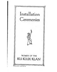 Installation Ceremonies Women of the Ku ... by Michigan State University