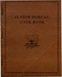 Junior Dorcas Cook Book, Document Ja11B0... by Michigan State University