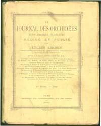 Le Journal Des Orchidees Guide Pratique ... by Lucuen Linden