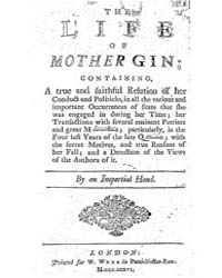 The Life of Mothergin, Document Lifemoth... by Michigan State University