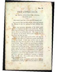 The Little Coat, Document Littlecoat by Rev. Sylvester Judd.