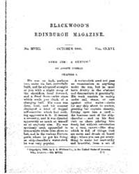 Blackwood's Edivburch Magazine, Volume C... by Joseph Conrad