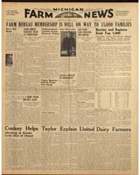 Michigan Farm News : Volume Xx, Number 4... by Michigan State University