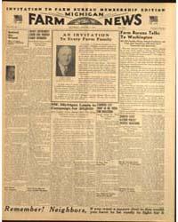 Michigan Farm News : Volume Xxi, Number ... by Michigan State University