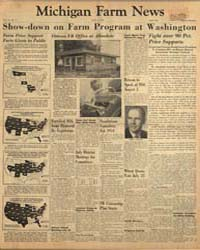 Michigan Farm News : Volume 32, Number 7 by Michigan State University