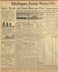 Michigan Farm News : Volume 32, Number 3 by Michigan State University