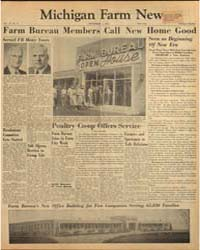 Michigan Farm New, Volume 33, Number 9 by Michigan State University