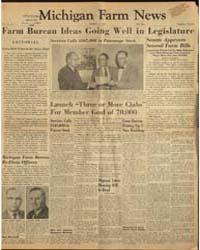 Michigan Farm New, Volume 34, Number 3 by Michigan State University