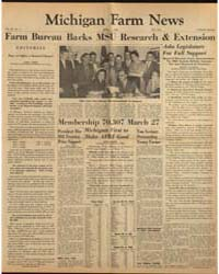 Michigan Farm New, Volume 35, Number 4 by Michigan State University