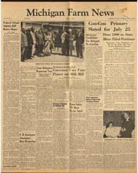 Michigan Farm News : Volume 39, Number 6... by Dan. E. Reed
