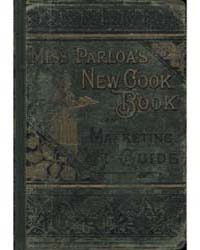 Miss Parloa's New Cook Book, Document Mi... by Maria Parloa