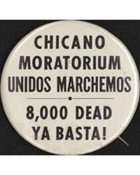 Chicano Moratorium Unidos Marchemos, Doc... by Michigan State University