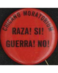 Raza! Si! Guerra! No! Chicano Moratorium... by Michigan State University