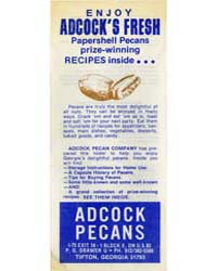 Enjoy Adcock's Fresh Papershell Pecans P... by Michigan State University