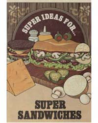 Supper Ideas Forsupper Sandwiches, Docum... by Michigan State University