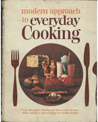 Modern Approach to Everyday Cooking, Doc... by Michigan State University