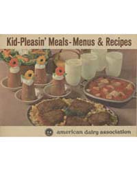 Kid-pleasin' Meals- Menus & Recipes, Doc... by Michigan State University