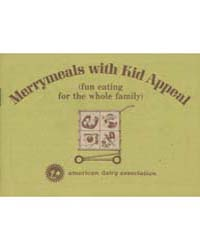 Merrymeals with Kid Appeal Fun Eating fo... by Michigan State University