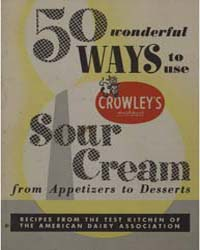 50 Wonderful Ways to Use Sour Cheese, Do... by Michigan State University