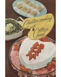 Creative Cooking with Cottage Cheese, Do... by Michigan State University