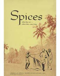 Spices What They Are Where They Come Fro... by Michigan State University
