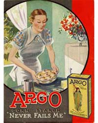 Argo Corn Starch Never Fails Me, Documen... by Michigan State University
