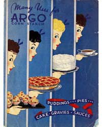 Many Uses for Argo Corn Starch, Document... by Michigan State University