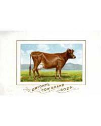 Dwight's Cow Brand Soda, Document Msuspc... by Michigan State University