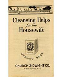 Cleansing Helps for the Housewife, Washi... by Michigan State University