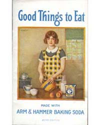 Good Things to Eat Made with Cow Bread B... by Bradley, Alice