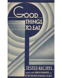 Good Things to Eat Made with Cow Bread B... by Martha Lee Anderson