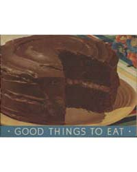 Make Good Things to Eat with Baking Soda... by Martha Lee Anderson