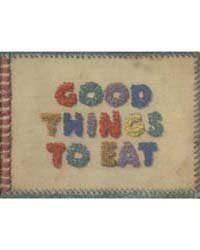 Good Things to Eat, 125 Edition, Documen... by Martha Lee Anderson