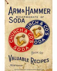 Arm & Hammer Bicarbonate of Soda, 72Nd E... by Michigan State University