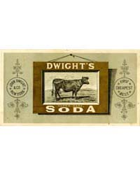 Dwight's Super-carb Soda, Document Msusp... by Michigan State University