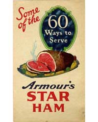 Some of the 60 Ways to Serve Armour's St... by Michigan State University